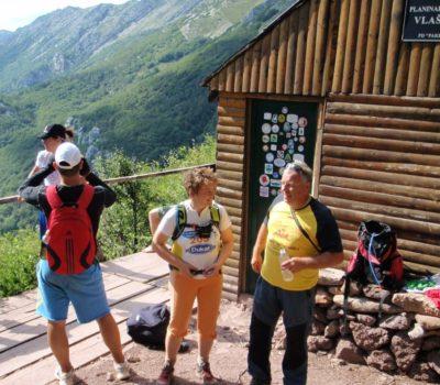 SGVH na  Velebitskom trekingu Poskok 3