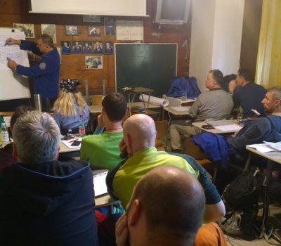 Škola za Planinske vodiče, generacija 2018.