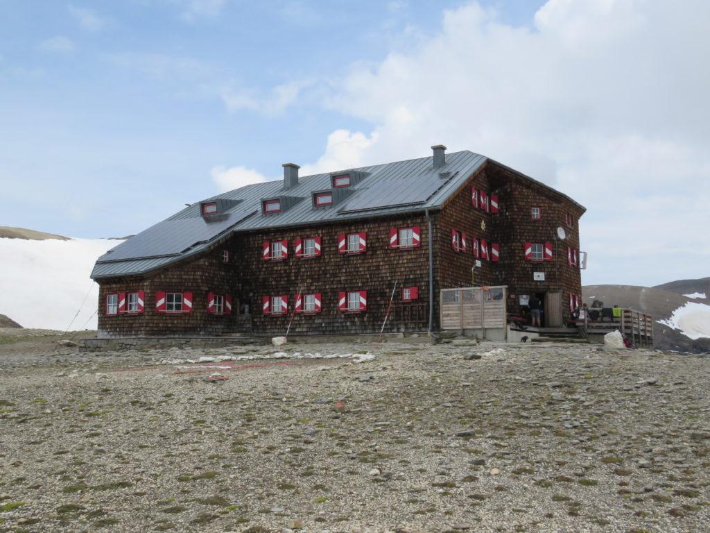 Ledenjački tečaj – Oberwalderhutte (AUT)