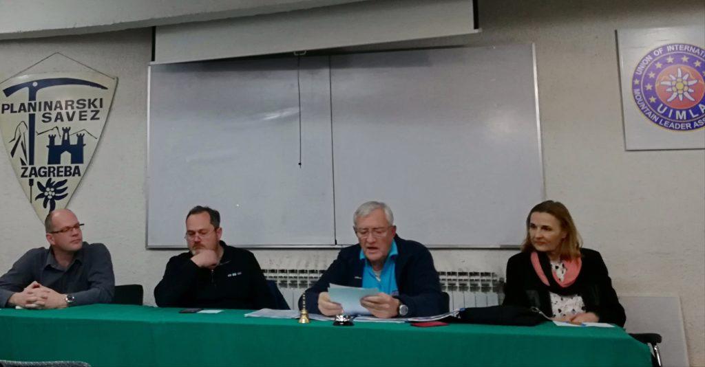 Izvanredni Sabor Saveza gorskih vodiča Hrvatske
