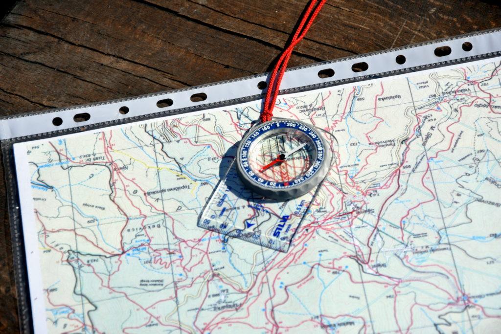 Izvješće s tečaja orijentacije i navigacije