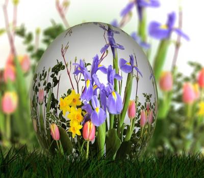 Sretan i blagoslovljen Uskrs svim članovima i prijateljima!